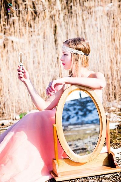Zrcadlo, zrcadlo... Magdalena photography - Svatební, rodinná a portrétní fotografka. Nikon, modelka, TFP, Vaculík, Minolová