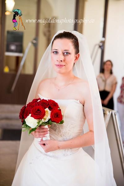 Omamné mámení svatebního dne
